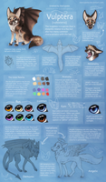 Vulptera (Orignal Species) Reference by Starrypoke