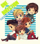 ONE DIRECTION by meru90