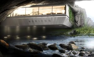 HORIZON - Cavehouse by IllOO