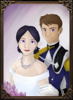 Maxwell Wedding by Impious-Imp