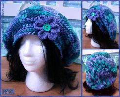 ::Violet Hat:: by Petra0