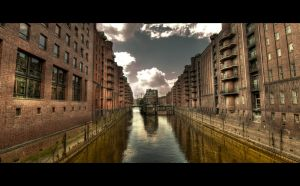 SpeicherCity HDR by mtribal