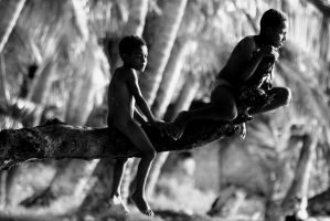 People Of Biak 5 by momoclax