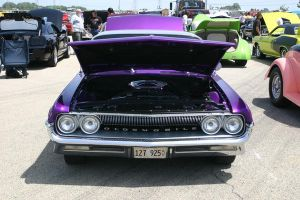 Purple Olds by bluesman219