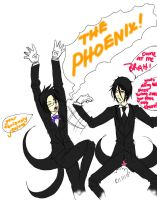 Sebastian and Claude Gettin' Up In Eachothers' Biz by ArtisticNarwal1997