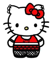 Hello Kitty by MistressMoo