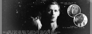Niklaus Mikaelson   Timeline Libere #22 by MysteriousTemptress