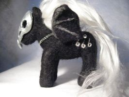 Death Pony Apocalypse Pony 2 by fairyspit-dolls