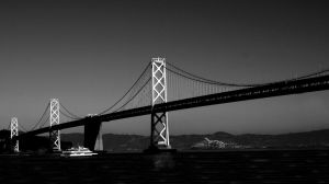 San Francisco Oakland Bay Bridge 04 by abelamario