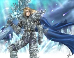 Siegfried - Soul Calibur IV by syahilla