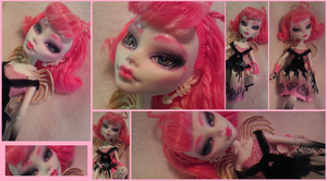 Custom C. A. Cupid Monster High doll by Busoni