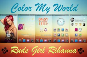 Color My World Miui Theme by vioven4