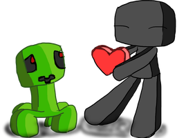 Valentines by ask-enderman