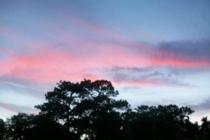 Sunset over Gainesville 3 by MordsithCara