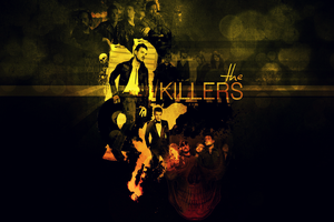 The Killers wallpaper by LucyWayne