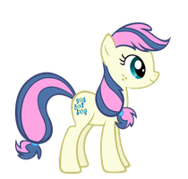 Sweetie Drops FiM style vector by Durpy