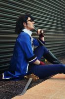 K Project - Fushimi, ready...? by blademaster57