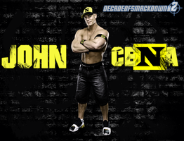 John Cena joins the nexus by DecadeofSmackdownV2