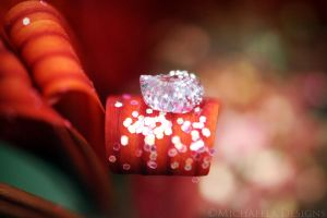 Red Fever III by Michaella-Designs