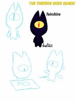 TCGQ: Teirshiro by TheIransonic