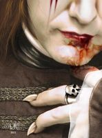 Vampire by vampirekingdom