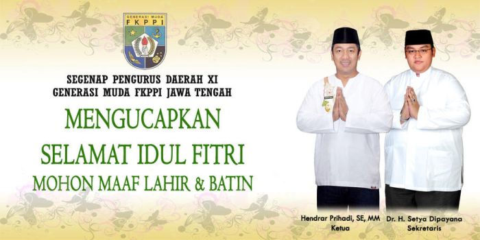 idul fitri campaign hmm whatever by tuankacang