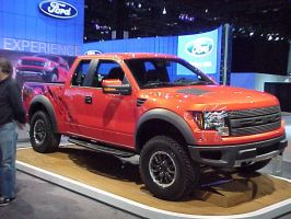 2010 Ford F150 SUT Raptor by asukandshinji