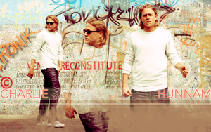 Charlie Hunnam by DianaP