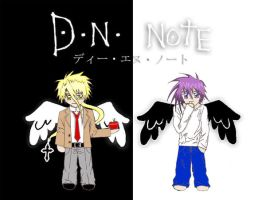 D.N.Note by Mysterious-L