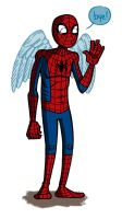 RIP Ultimate Spider Man by stayte-of-the-art