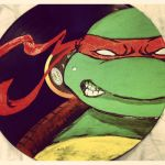 Ninja Turtle Record by SketchMonster1