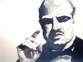 The Godfather by Steveroberts