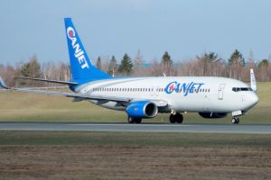 Canjet 737-800 by tdogg115