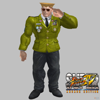 Guile Cos4 by DragonLord720