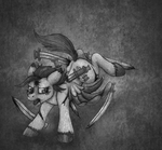 Endless Struggle by aisu-isme