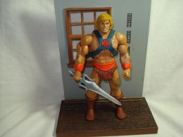 filmation accurate He-man by hunterknightcustoms