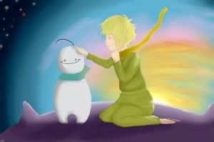 Cry and The Little Prince by linkroxsox