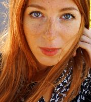 Redhead sweetheart by DariaGALLERY