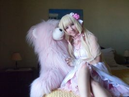 Chii from Chobits by MirianRose