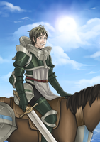 FE:A Stahl by TAKESHl