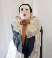 Pierrot 5 by LongStock