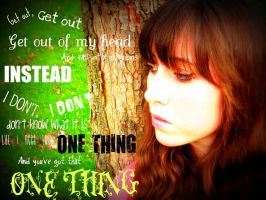 You've Got That One Thing by Mirokuluvverr324