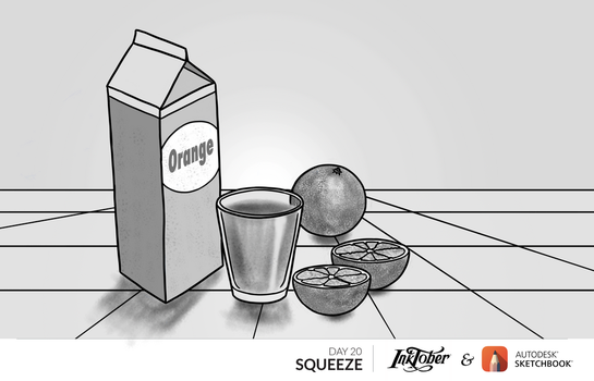 Inktober-20-Squeeze by deomacius