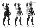Outfit trial One-Whipple by Biodin