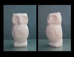 the soap-owl by Corycat