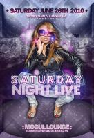 Saturday Night Live Flyer1 by toxxic817