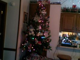 Christmas Tree 2012 by JudgeChaos