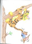 Tiger and Roo by falloutboygirl14