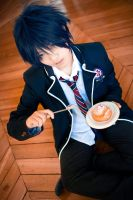 Ao no Exorcist - GULA by TrustOurWorldNow