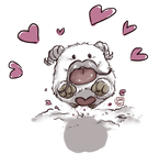 Feel the Poro love! :D by Sanshikisumire